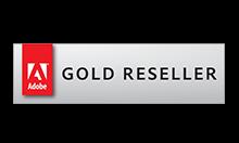 Adobe Gold Partner